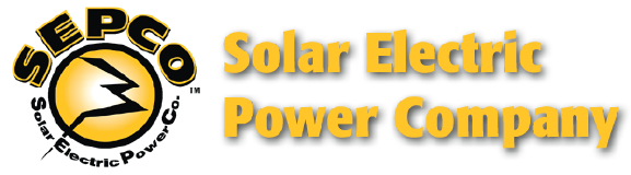 Sepco Solar lighting logo